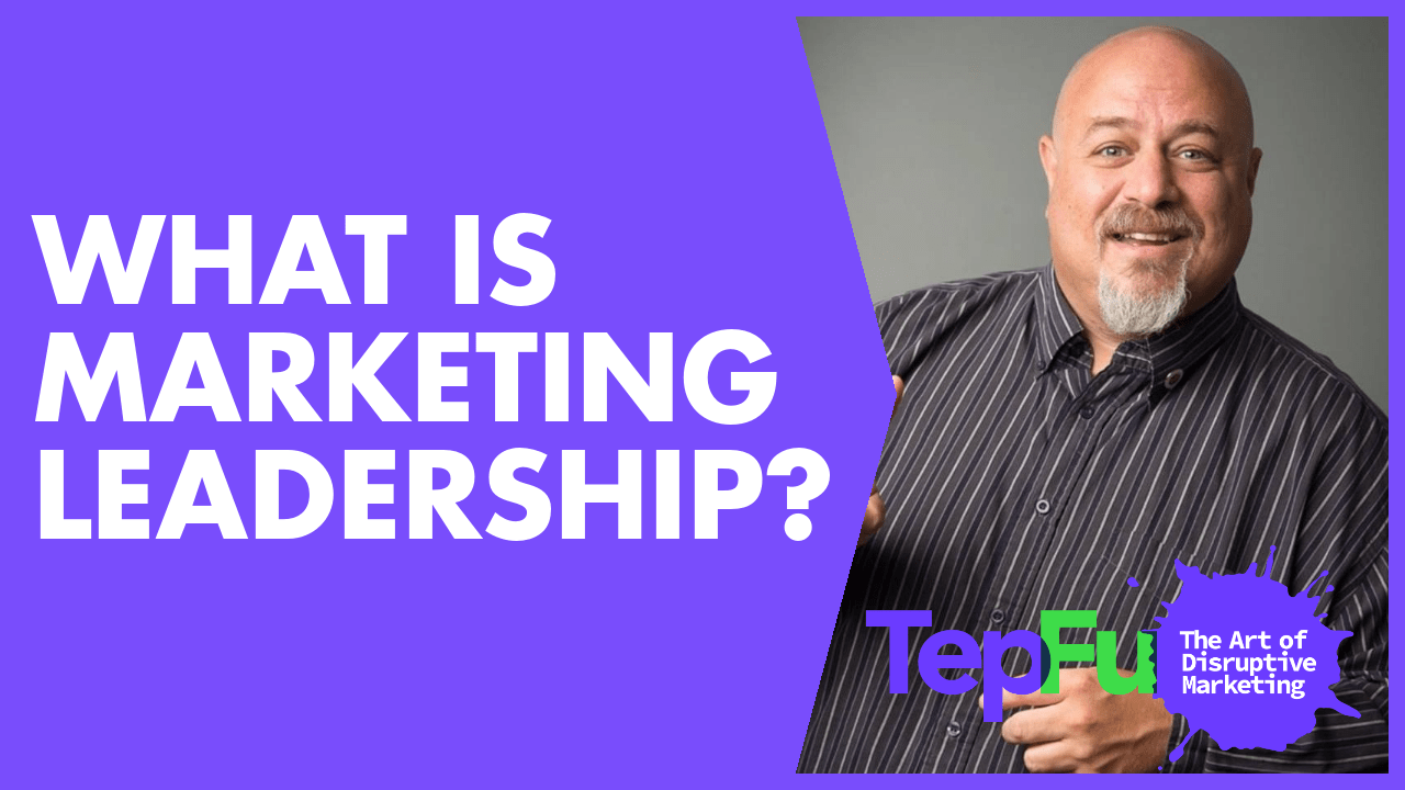 What is Marketing Leadership